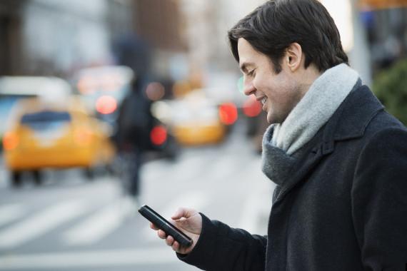 Links back from Social Media sites should link to your mobile website