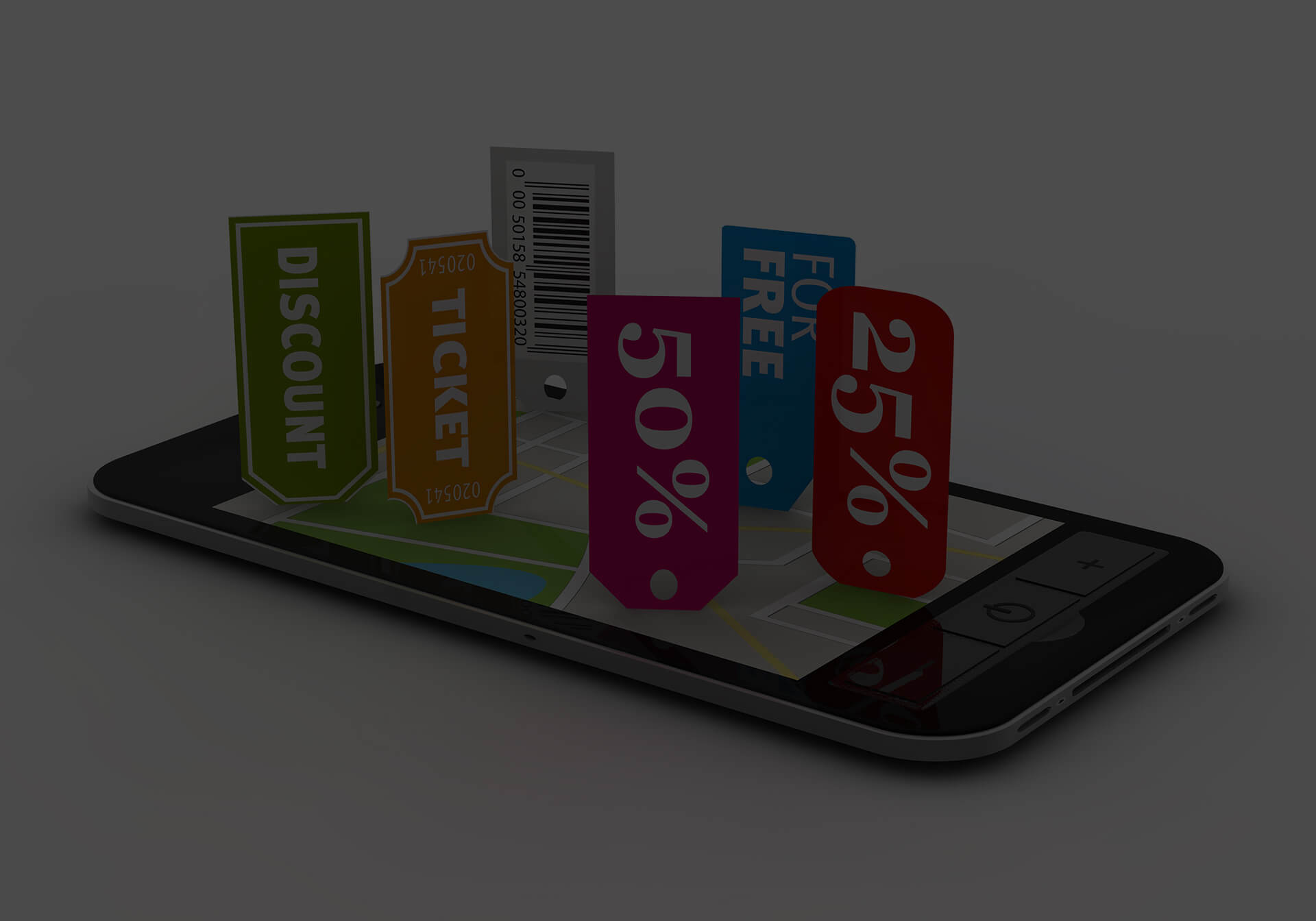 Offer Your Customers Redeemable Mobile Coupons